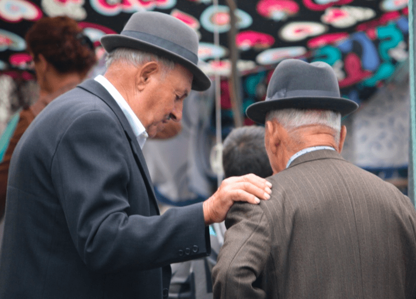 Bror med prostatacancer riskfaktor för prostatacancer