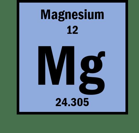 Magnesiumbrist påverkar hela kroppen